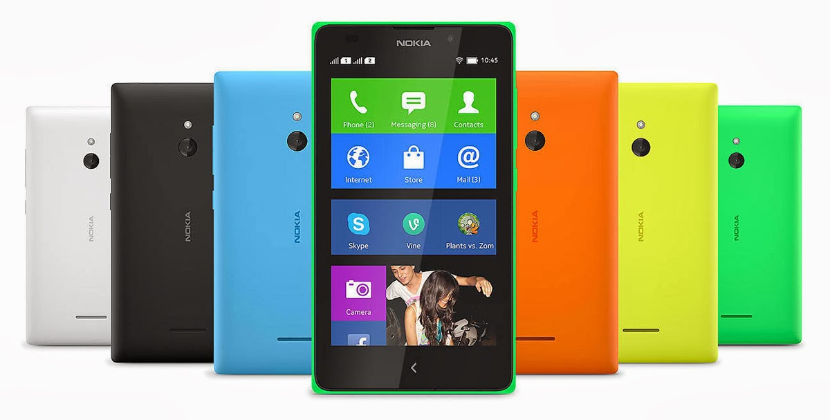 Nokia XL Official Photo