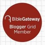 BibleGateway Blogger Grid Member