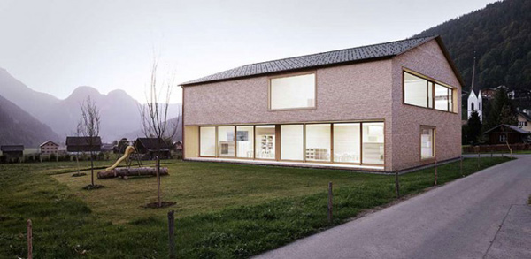 Simple Design House Wood Style For Kids Modern House Plans Designs 2014