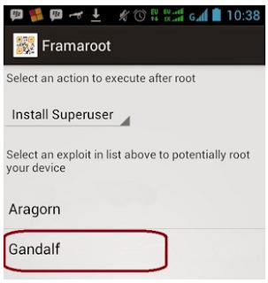 Cara Nge-Root Smartphone Andromax I2 dengan Mudah