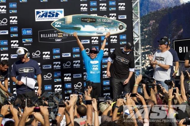 Adriano de Souza gana el Billabong Rio Pro