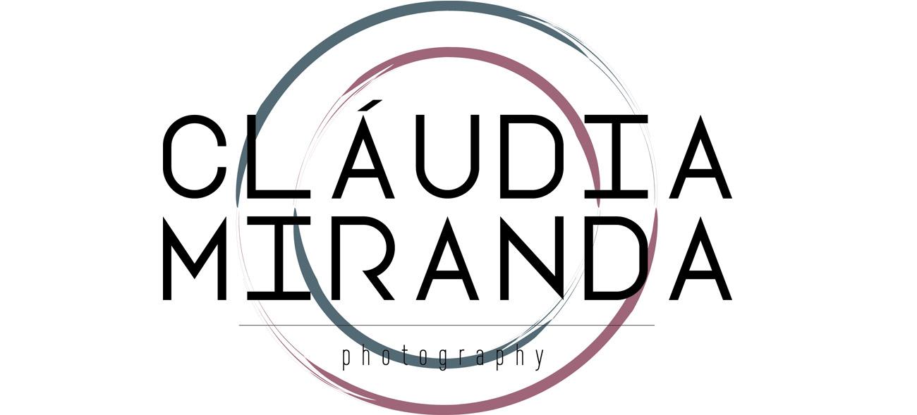 <center>Cláudia Miranda Photography</center>