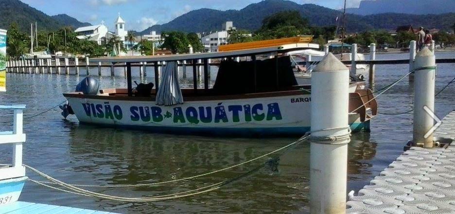 BARQUÁRIO - UBATUBA -SP