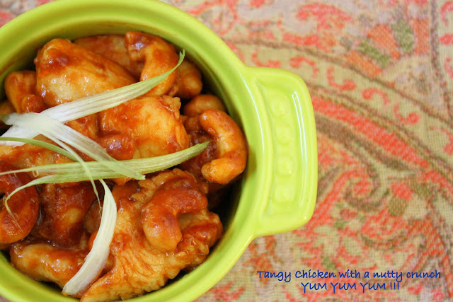 ♥ Cashew Chicken ♥  ~ how we love thee