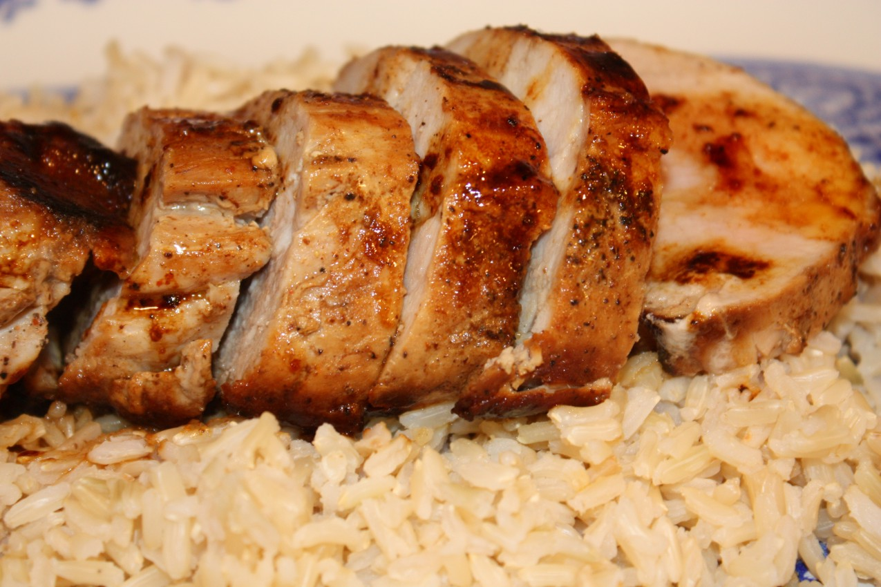 Excellent. This pork is excellent. I'm not sure what else to say. I'l...