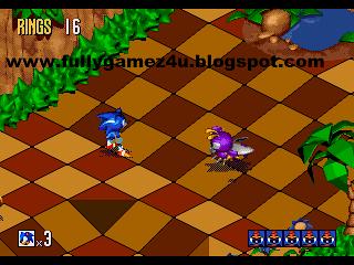 Download Free Sonic 3D Blast Full Version