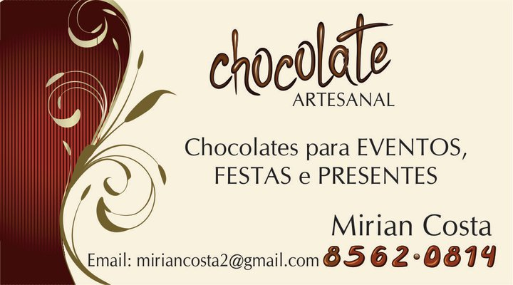 Mirian Chocolate Gourmet