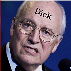 Dick Cheney is not mentally ill, shock