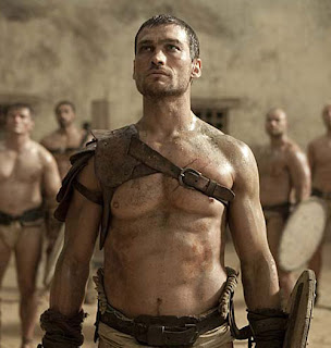 Andy Whitfield, Lymphoma Cancer