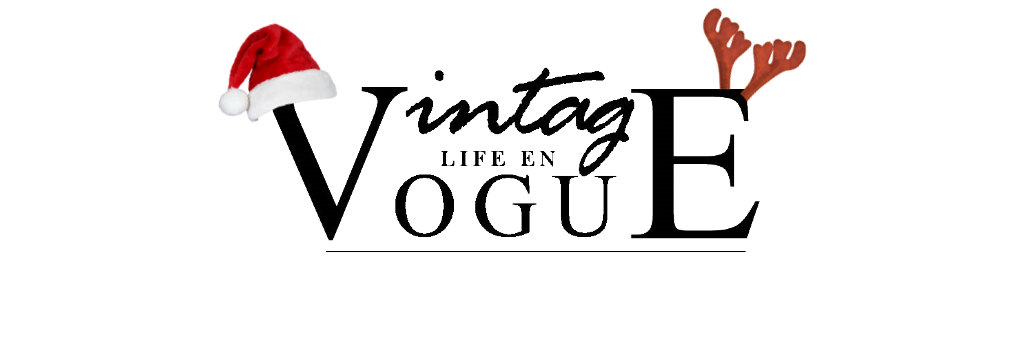 Vintage life en Vogue - Fashion Blog