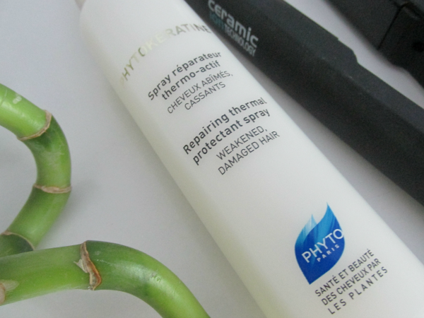 Phyto Phytokeratine Thermo Aktives Repair Spray Review