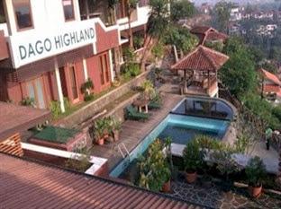 Resort di Dago Atas Bintang 3 Murah