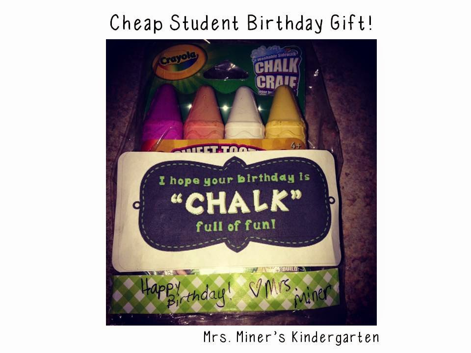 Simply And Frugally Preparing Student Birthday Gifts A Year In Advance