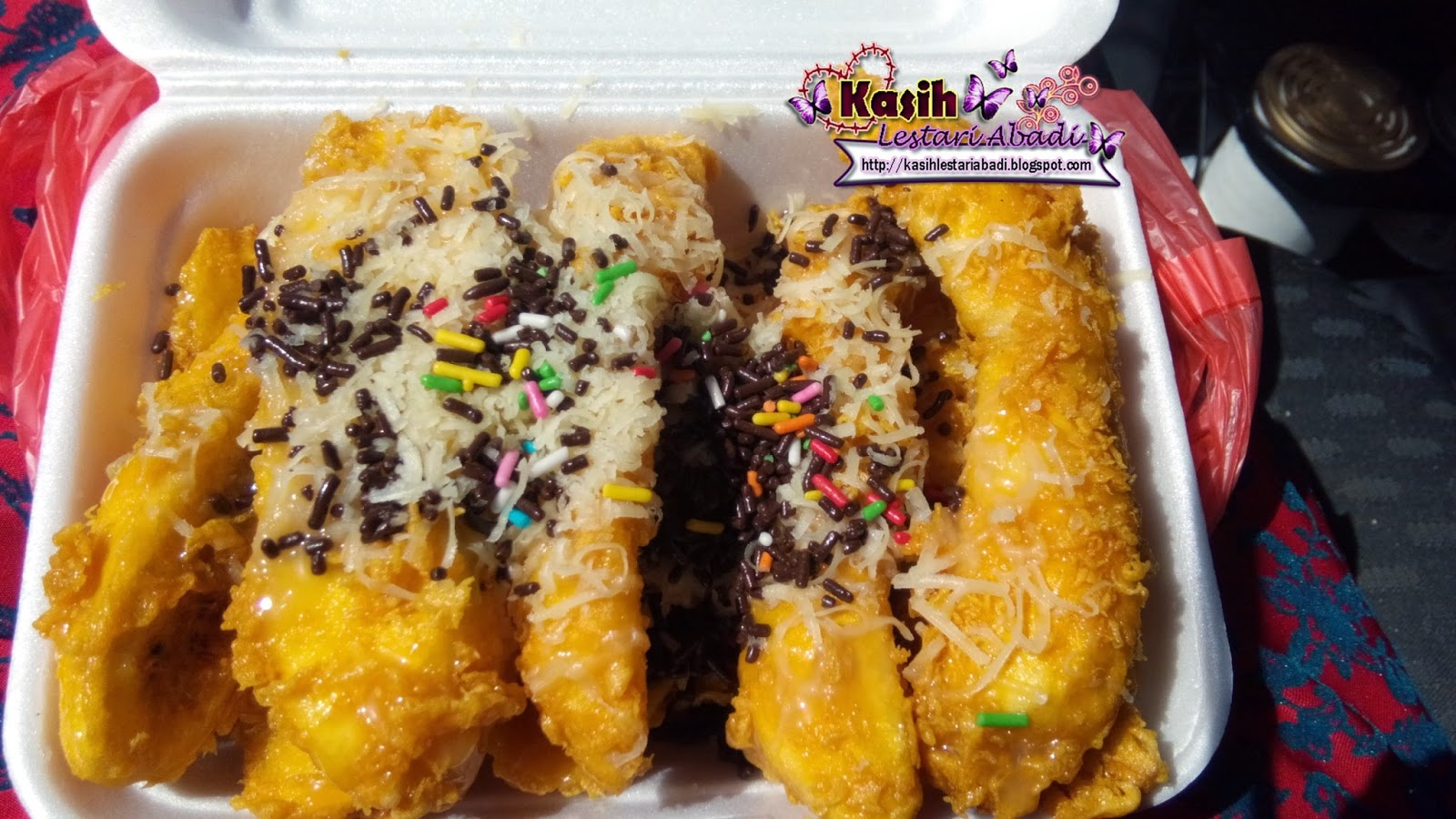 Melaka,Bustel,Klebang,Pisang Cheese