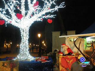 Sevilla - Navidad 2012 - Festival Puerta de Jerez 01