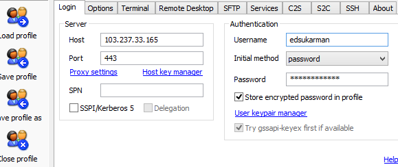 Free SSH Server Indonesia 18 September 2014