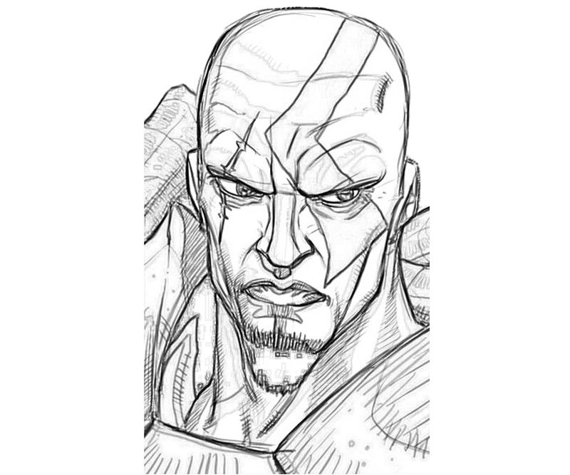 god of war coloring pages - photo#4