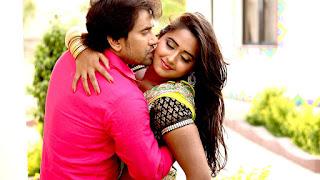Kajal raghwani with nirahua