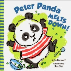 http://www.amazon.com/Peter-Panda-Melts-Artie-Bennett/dp/1609054113/ref=sr_1_1?s=books&ie=UTF8&qid=1394343300&sr=1-1&keywords=peter+panda+melts+down
