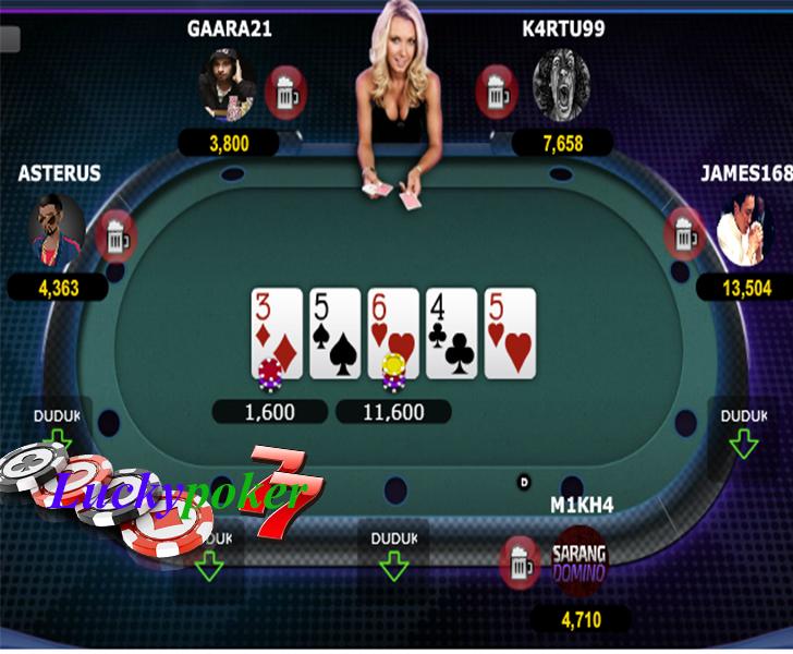 Urutan tangan poker