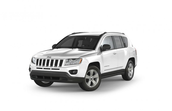 Jeep® Compass North Special Edition