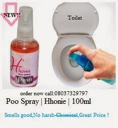 Introducing H'honie Poo Spray