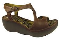 sandalias para mujer fly london