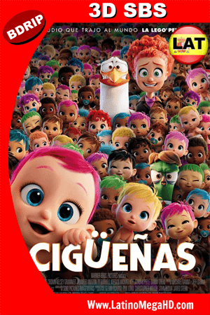 Cigüeñas: La Historia que no te Contaron (2016) Latino Full 3D SBS BDRIP 1080P ()