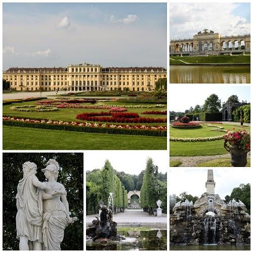 Jardines del Schönbrunn