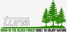 born in the black forest - built to enjoy nature