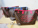 LV monogram - open for pre order