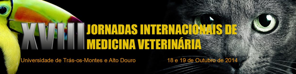 XVIII Jornadas Internacionais de Medicina Veterinária