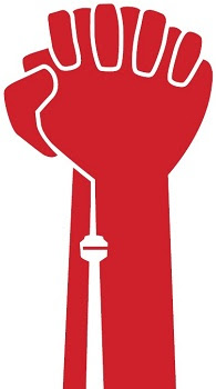 Occupy Toronto logo, later.