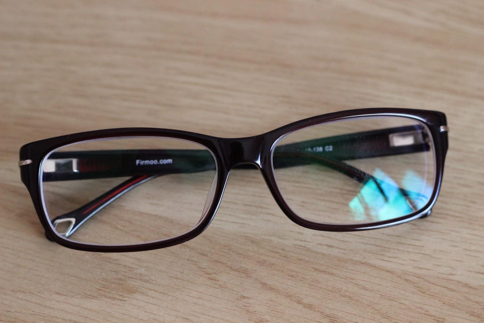 New Specs & Neon Lips