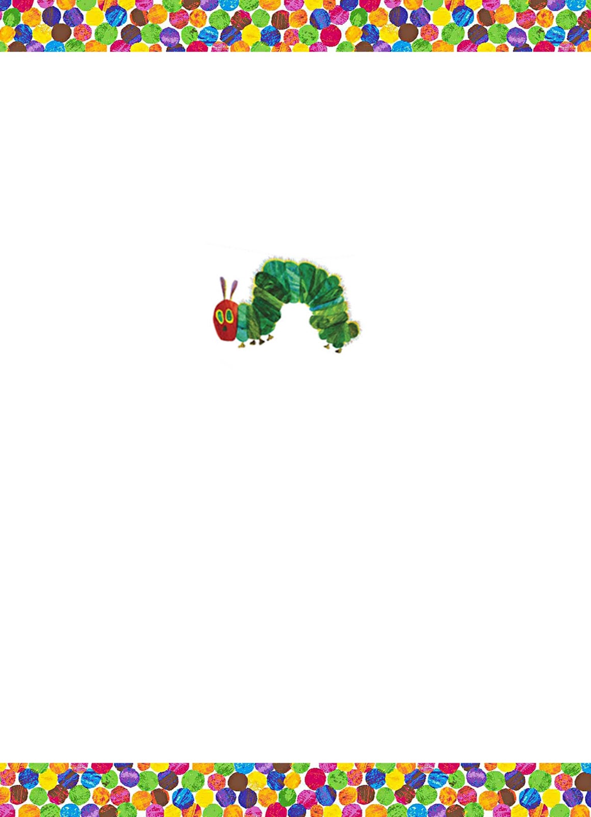 Diy Design Den Very Hungry Caterpillar Party Printables Motocross