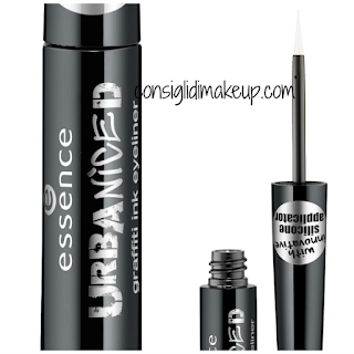 eye-liner collezione urbaniced essence