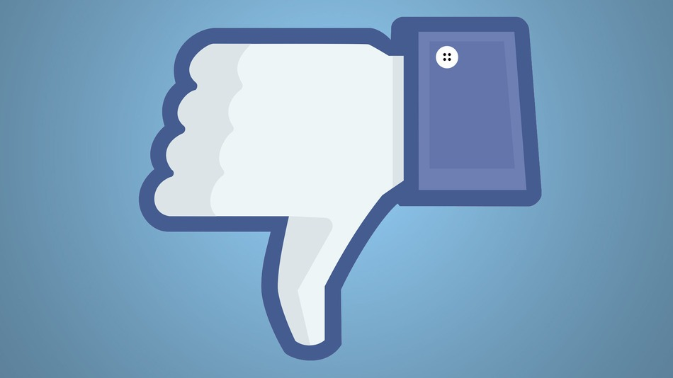 Do you have confidence in Facebook? infographic