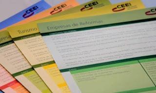 Fichas de Actividades Empresariales en España