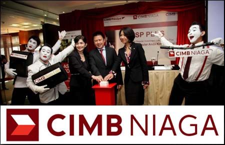 Job Vacancy Bank CIMB Niaga October 2012
