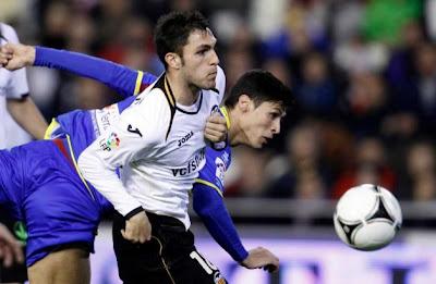 Valencia 4 - 1 Levante (2)