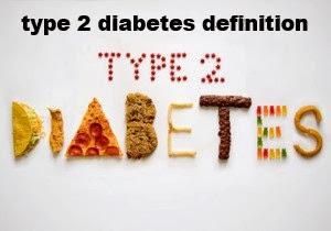 type 2 diabetes definition: