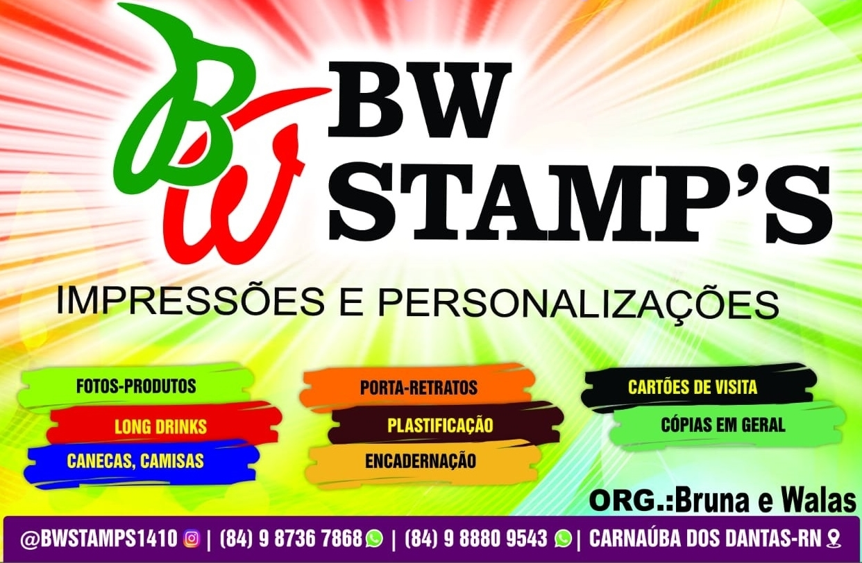 [INFORME PUBLICITÁRIO] BW STAMP'S