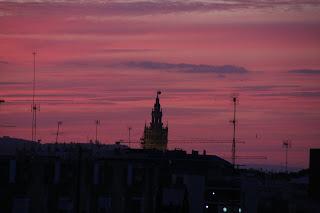 Meditación, Sevilla