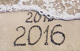 DP Ucapan Tahun Baru 2016 Unik Terbaru