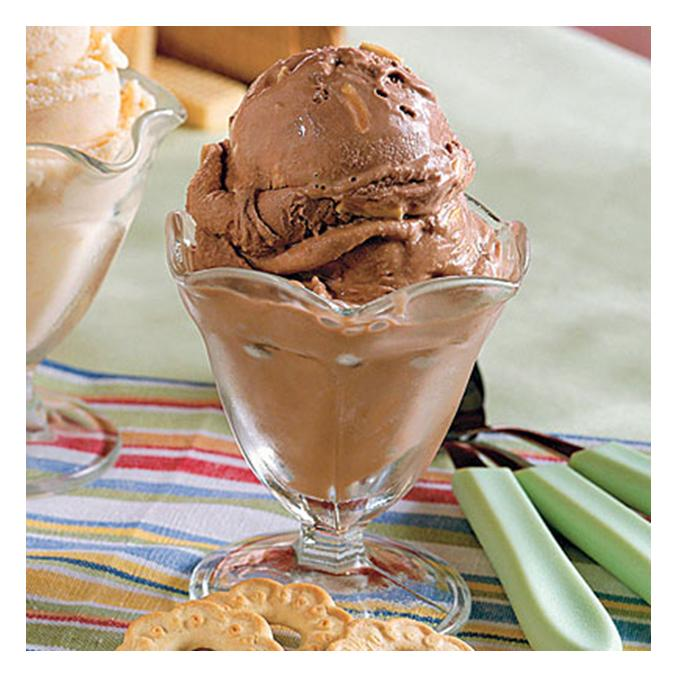 Ice Cream Recipes including Soda Pop Ice Cream, Frozen Banana Ice