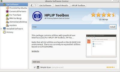 Installing HP Printer on Ubuntu