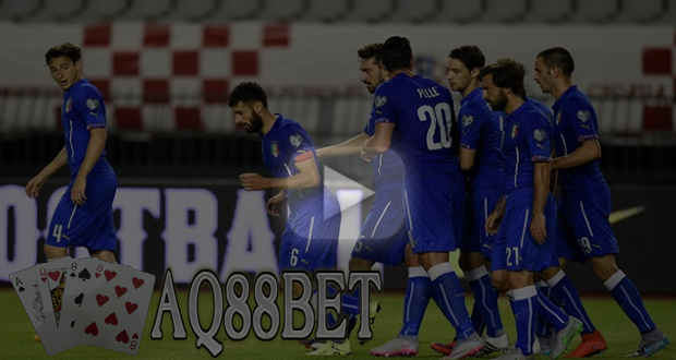 Agen Piala Eropa - Highlights Pertandingan Kroasia 1-1 Italia (EURO Qualifiers) 13/06/2015