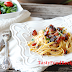 Fettuccine Alfredo With Bacon Recipe - Light Dinner Recipes