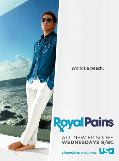 Royal Pains - Saison 03 [Complete]