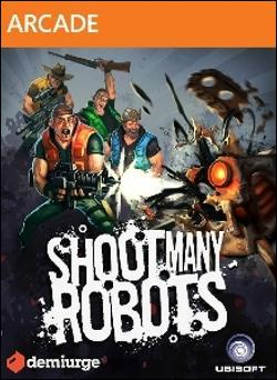 shoot Download   Shoot Many Robots   PC